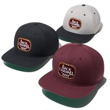 BackChannel-LABEL LOGO SNAP BACK