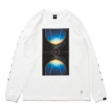 """APPLEBUM """"Basketball Court"""" L/S T-shirt"""