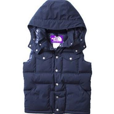 THE NORTH FACE PURPLE LABEL 65/35 Hooded Sierra Vestぬ