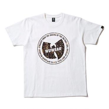 "APPLEBUM  ""Babylon View Wu"" T-shirt【Collaboration】"