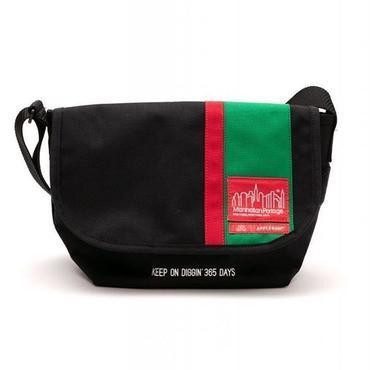 APPLEBUM ×MURO×Mahnattan Potage Messenger Bag (BLACK)