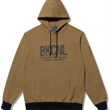 BackChannel-CORDURA®PULLOVER PARKA