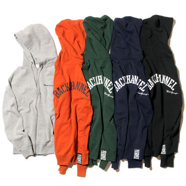 BackChannel-FULL ZIP PARKA