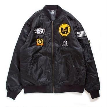 "APPLEBUM  ""Wu"" MA-1 Flight Jacket【Collaboration】"