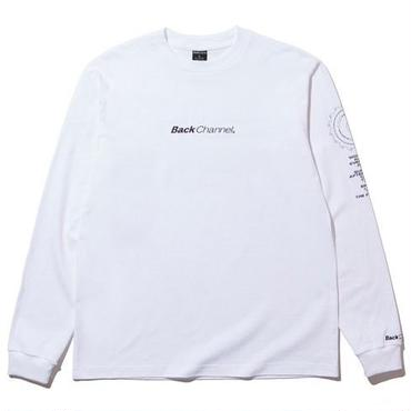 BackChannel-CHAINSAW LONG SLEEVE T