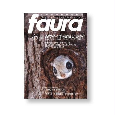 faura(ファウラ)45号【2014.9.15発行】