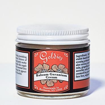 Balsam Geranium Cream