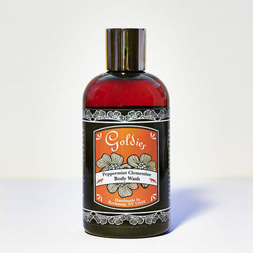 Peppermint Clementine Body Wash