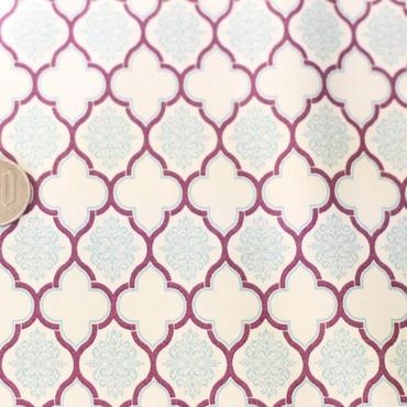 モロッカン パープル×ブルー 50cm