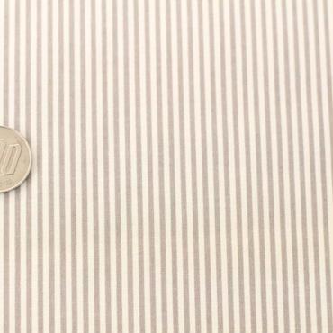 ストライプ ホワイト×グレー 50cm