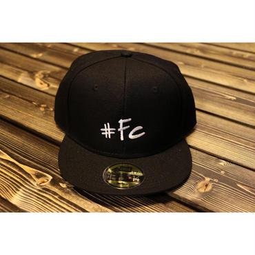 スナップバックFLAT-#FC