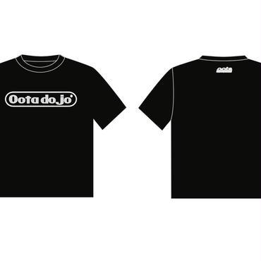 OOTA DOJO Tシャツ(ブラック)