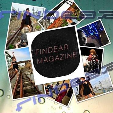 FINDEAR MAGAZINE  vol. 1 (表紙ブラック)