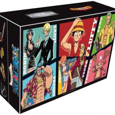 ONE PIECE DVD-BOXコレクションⅡ (全130話収録:196~325話)