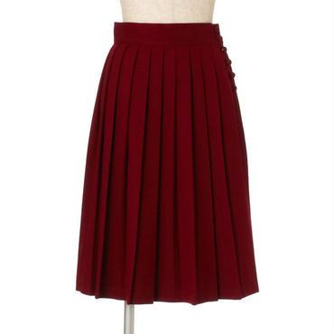 カラープリーツスカート/F i.n.t