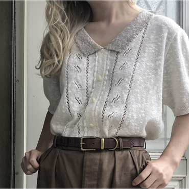 summer knit sew
