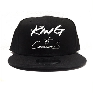 """forte / NEWERA CUSTOM""""King Of Conscious""""CAP (9FIFTY-Snap Back Type)"""