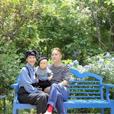 ランチトークショー【Chocolat & Akito の子育てトーク~おんぶで育てる五感の話~】