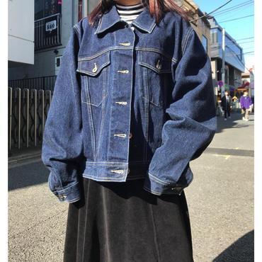 90年代 オーバーサイズデニムジャケット