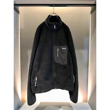 "90s ""Patagonia"" retroX jacket ブラック 表記XXL USA製"