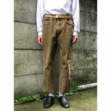 """Levi's""550 テーパードデニムパンツ USA製"
