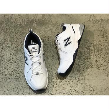 """New balance"" 608 v4 ホワイト 日本未発売モデル size 27cm"
