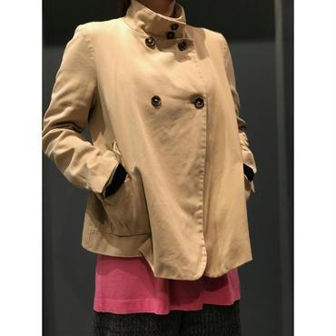 """MARNI"" cotton jacket ベージュ イタリア製 表記42"