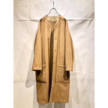 """Ralph Lauren"" camel hair blend liner coat キャメル 表記36"