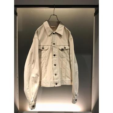 """LEE"" RIDERS 101-J  jacket ホワイト 表記XL"