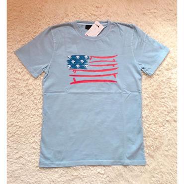 メンズ 国旗 California Tシャツ