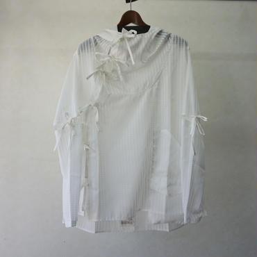 JUVENILE HALL ROLLCALL フ―ディ―シャツ(WHITE)