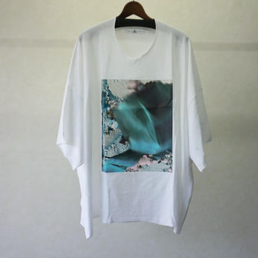 BALMUNG プリントビッグTシャツ(半袖・塗替)