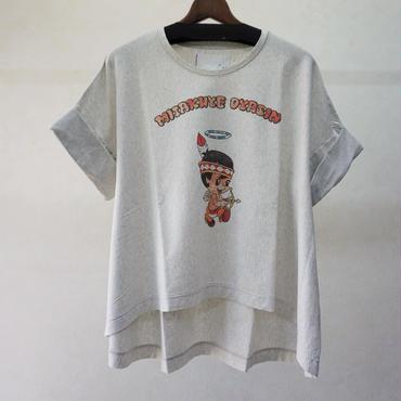 bedsidedrama ダイバーシティワイドTシャツ(キューピッド)