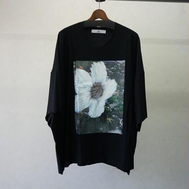 BALMUNG プリントビッグTシャツ(半袖・風景)
