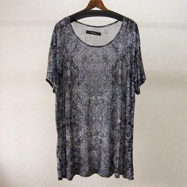 SHIROMA 深海ダメージTシャツ(soft)