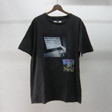 JUVENILE HALL ROLLCALL Tシャツ(その3・OFF BLACK)