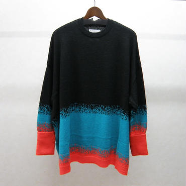 bedsidedrama オーロラニットセーター