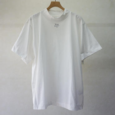 YEAH RIGHT!! HI NECK T YR!!(WHITE)