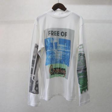 bodysong. LTEEW 長袖Tシャツ