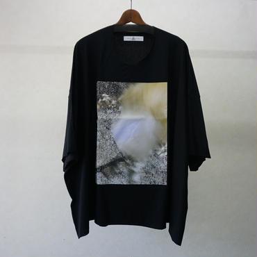 BALMUNG プリントビッグTシャツ(半袖・隙間)
