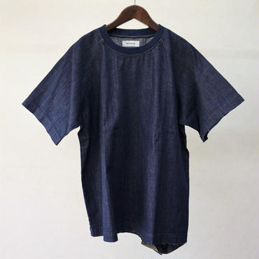 bodysong. BS18035  DT デニムTシャツ