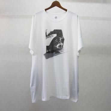 stof SKETCH ポケット BIG Tシャツ