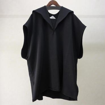 BALMUNG ノースリーブビッグセーラー(黒色)