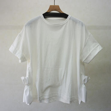 bedsidedrama プロムパーティーTシャツ(WHITE)