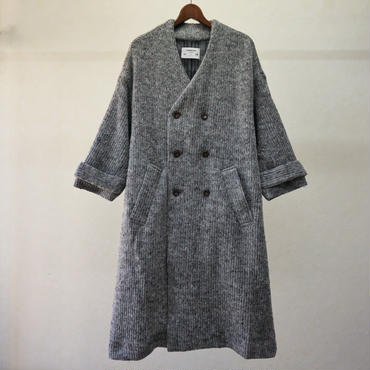 stof KNIT TRENCH COAT