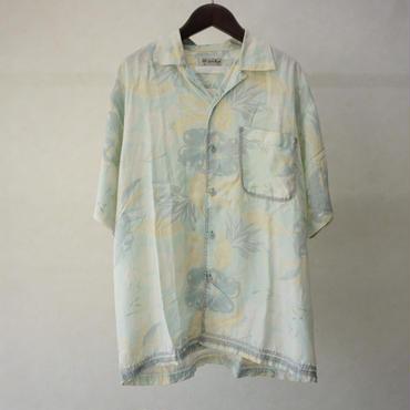 CRY LYQABORN リメイクアロハシャツ