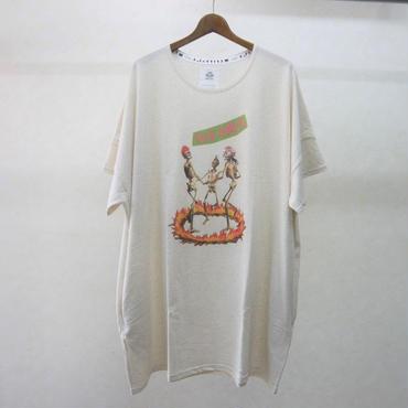 stof プリントBIG Tシャツ(OFF WHITE)
