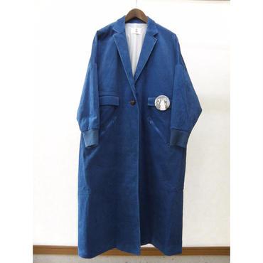 STORAMA キュレーターコーデュロイコート(BLUE)