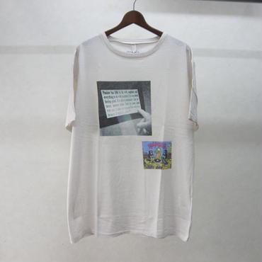 JUVENILE HALL ROLLCALL Tシャツ(その3・SMOKE WHITE)