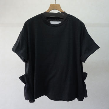bedsidedrama プロムパーティーTシャツ(BLACK)
